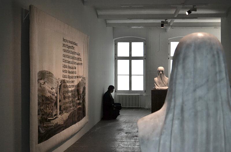 Berlin Biennale 2014, Kunst-Werke, Cynthia Gutiérrez, Diálogo entre naciones, Partial Death