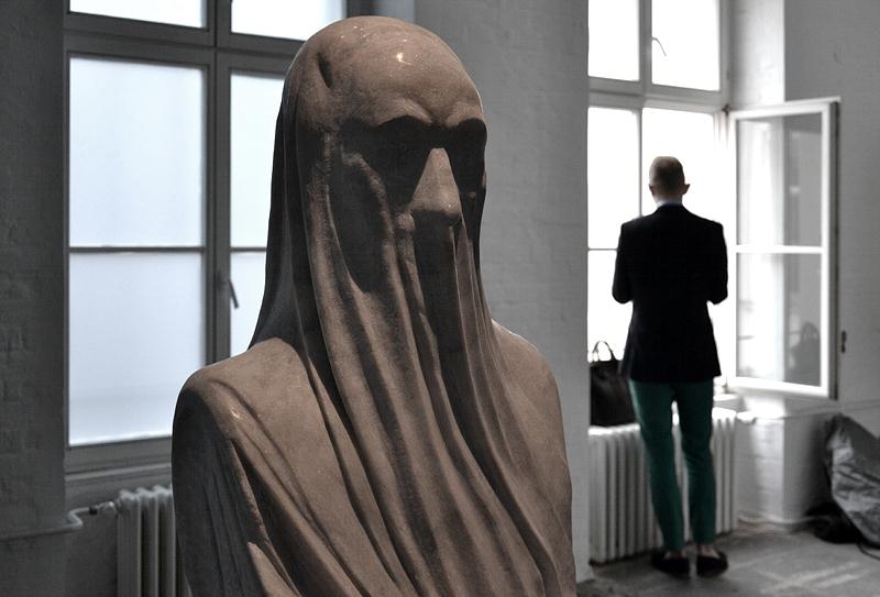 Berlin Biennale 2014, Kunst-Werke, Cynthia Gutiérrez, Diálogo entre naciones