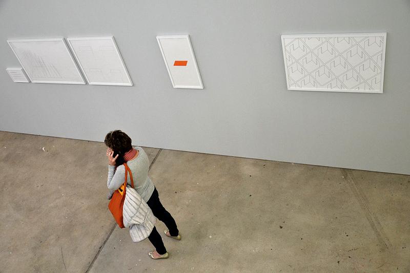 Berlin Biennale 2014, Kunst-Werke, Mariam Suhail, Brooding Protagonist