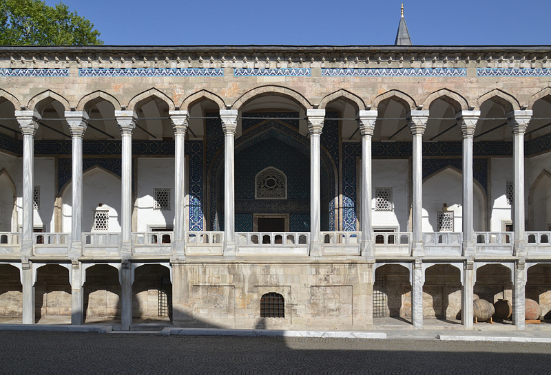 İstanbul Arkeoloji Müzesi, Istanbul Archaelogical Museum, Tile Kiosk / Museum of Islamic Art