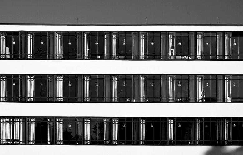Bauhaus Dessau, Handwerkerschule im Nordflügel