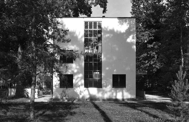 Bauhaus Dessau, Meisterhäuser von Gropius, Haus Feininger
