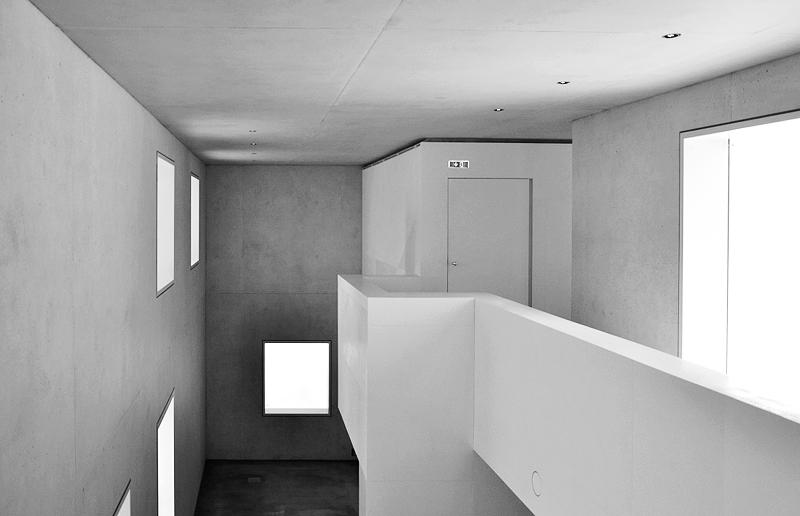 Bauhaus Dessau, neue Meisterhäuser, Olaf Nicolai, Bruno Fioretti Marquez, Haus Gropius