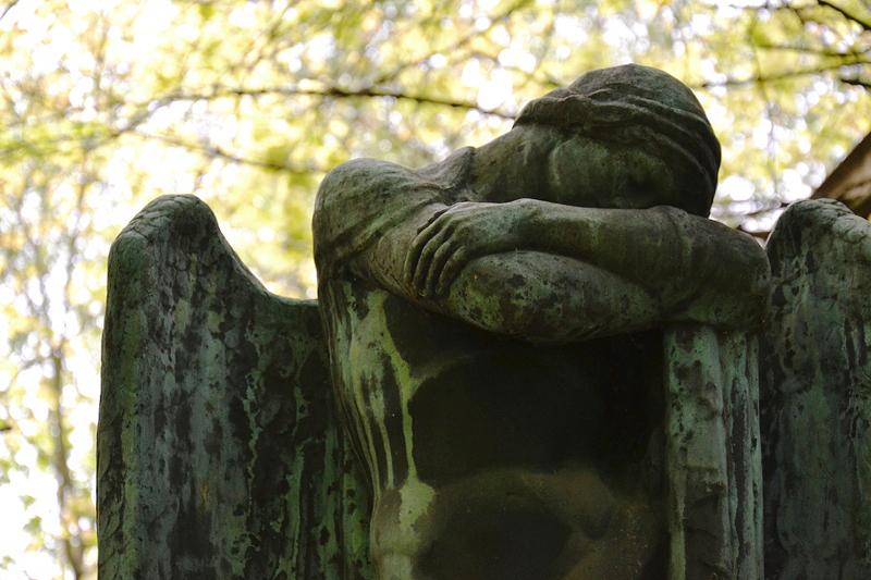 Friedhof I der Georgen-Parochialgemeinde, Berlin Greifswalder Straße