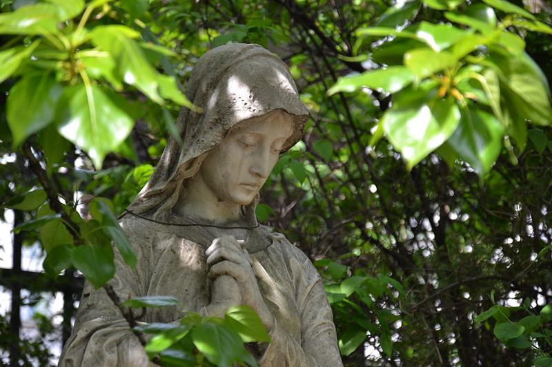 St. Marien- und St. Nikolai-Friedhof I, Berlin Prenzlauer Allee, Maria
