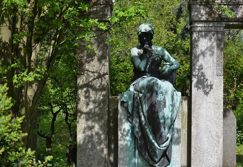St. Marien- und St. Nikolai-Friedhof I, Berlin Prenzlauer Allee,