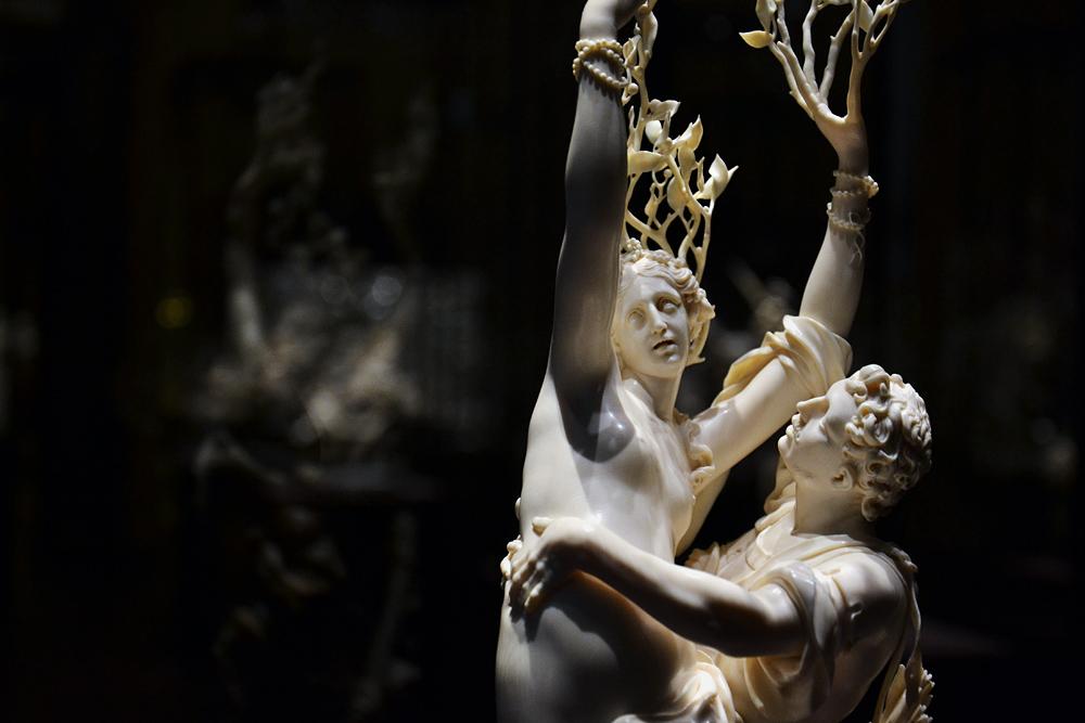 Kunstkammer Wien, Apollo und Daphne von Jakob Auer