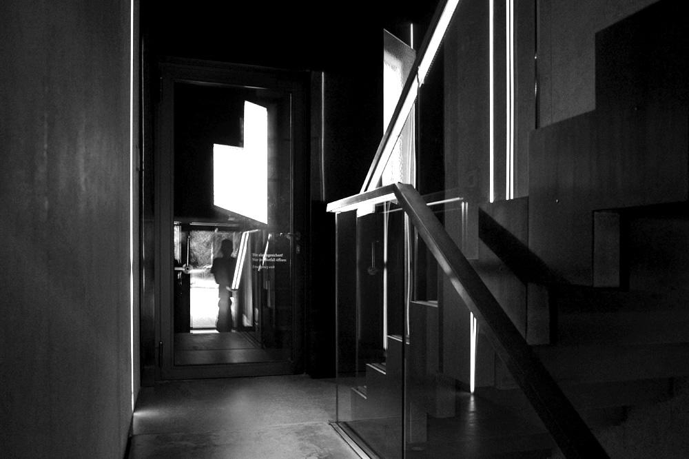 Museum für Architekturzeichnung Berlin, Treppenhaus