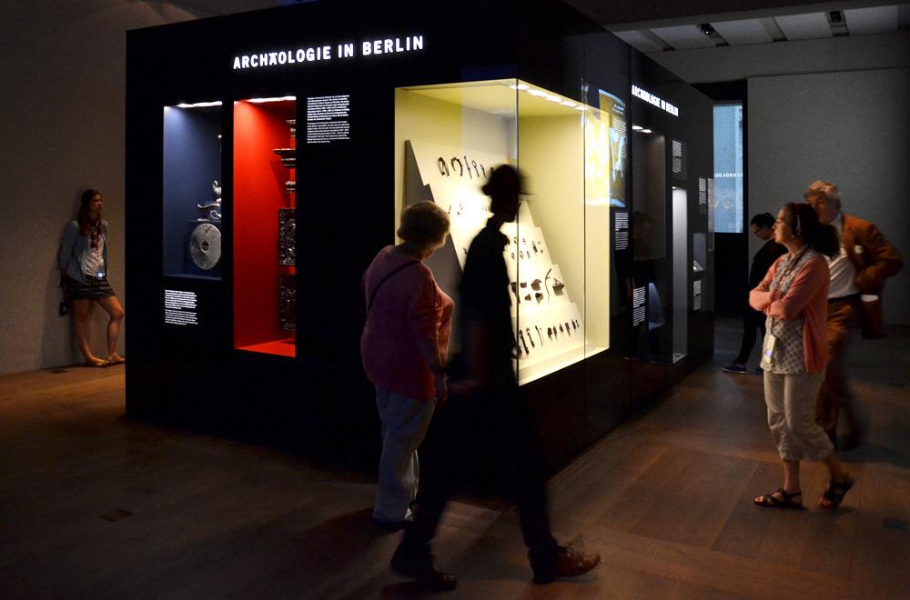 Neues Museum, Museum für Vor- und Frühgeschichte, Archäologie in Berlin