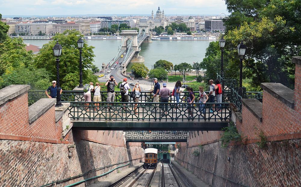 Seilbahn Budapest