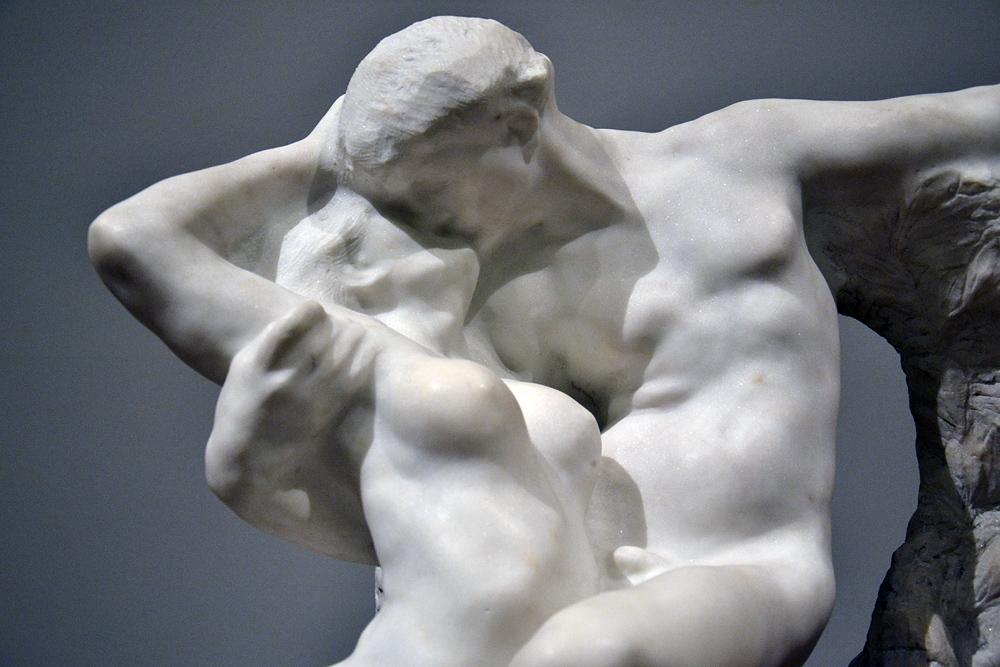 Auguste Rodin, Eternal Springtime, Szépművészeti Múzeum Budapest