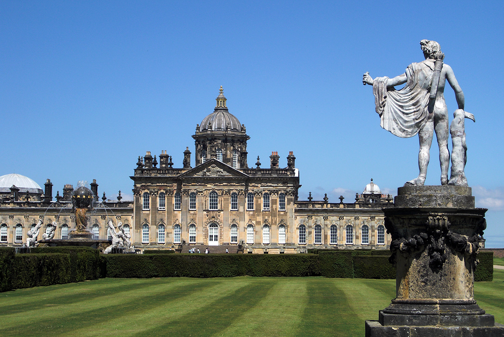 Castle Howard, Apollo von Belvedere