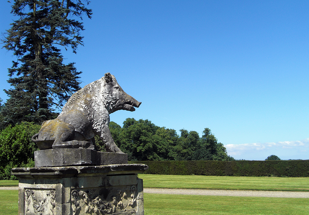 Castle Howard, Boar Garden