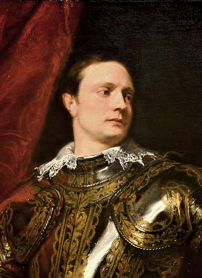 Kunsthistorisches Museum Wien, Anthonis van Dyck, Bildnis eines jungen Feldherren
