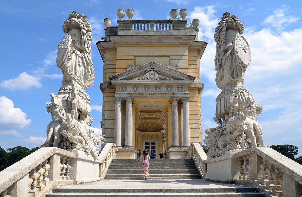 Schloss Schönbrunn, Gloriette