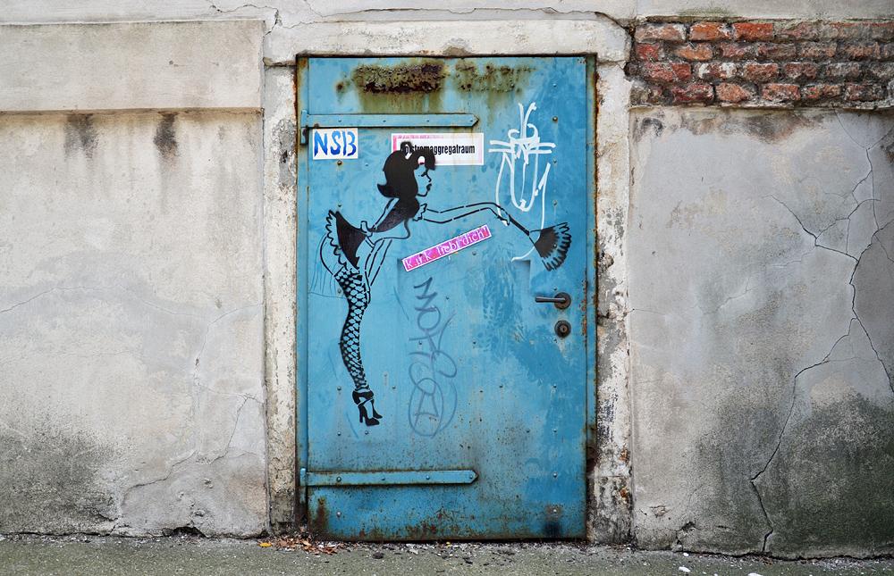 Wien Streetart