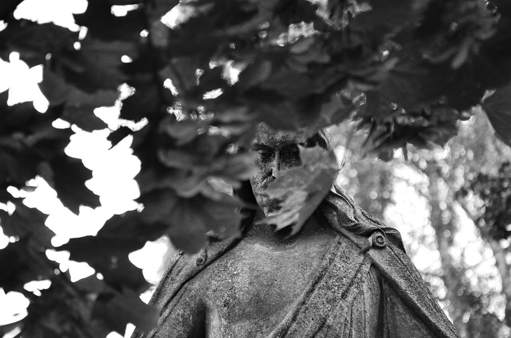 Alter Luisenstädtischer Friedhof, Christus