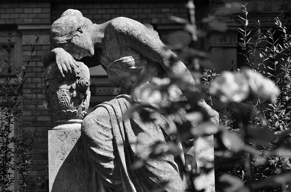 Alter Luisenstädtischer Friedhof, Martha Jagielski