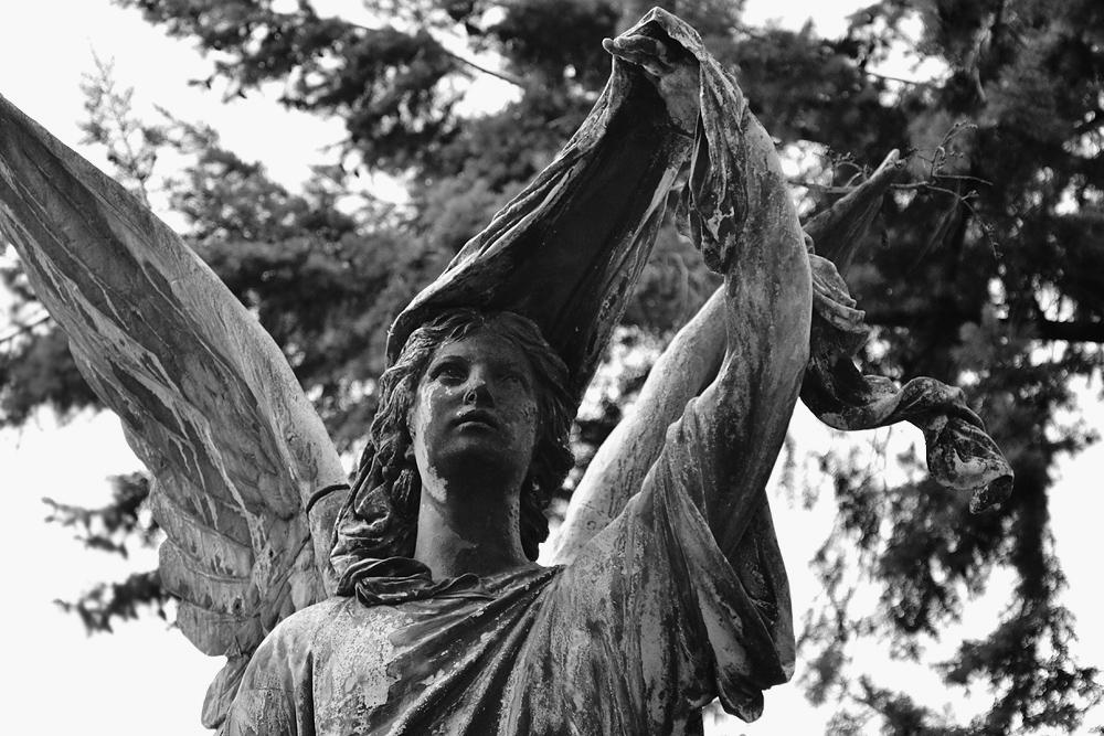 Alter Luisenstädtischer Friedhof, Auferstehung von Otto Geyer