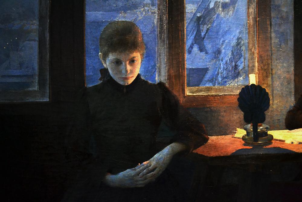 CSÒK István, Orphans, Magyar Nemzeti Galéria Budapest