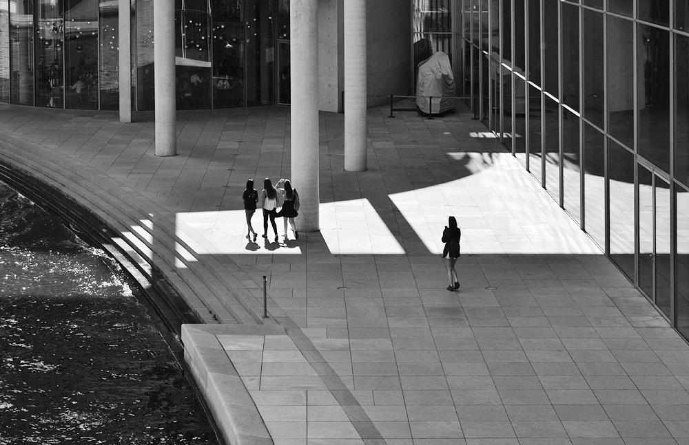 Fabian Fröhlich, Regierungsviertel Berlin, Spree und Paul-Löbe-Haus