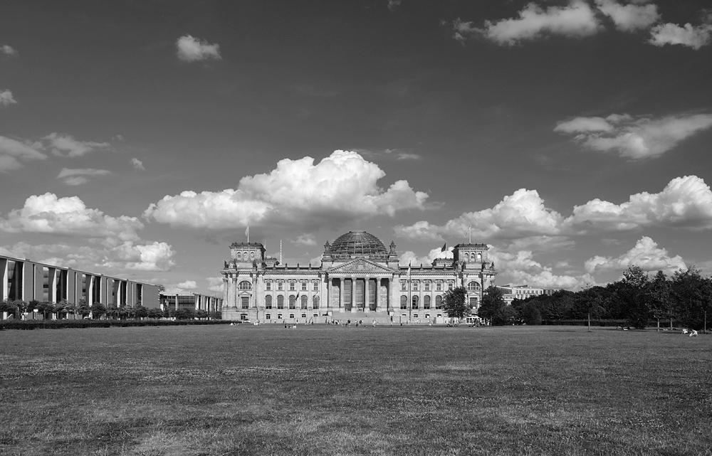 Fabian Fröhlich Reichstagsgebäude Berlin