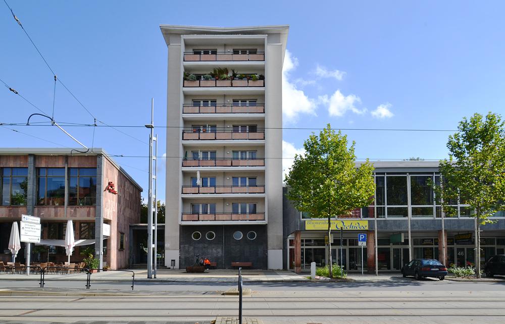 Chemnitz, Straße der Nationen
