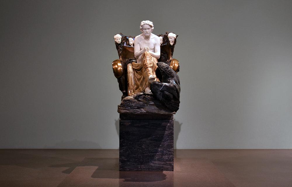 Museum der bildenden Künste Leipzig, Max Klinger, Beethoven