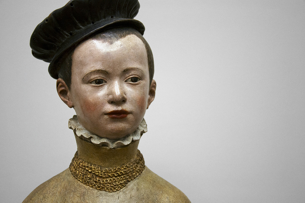 Bode-Museum, Germian Pilon, Prinz