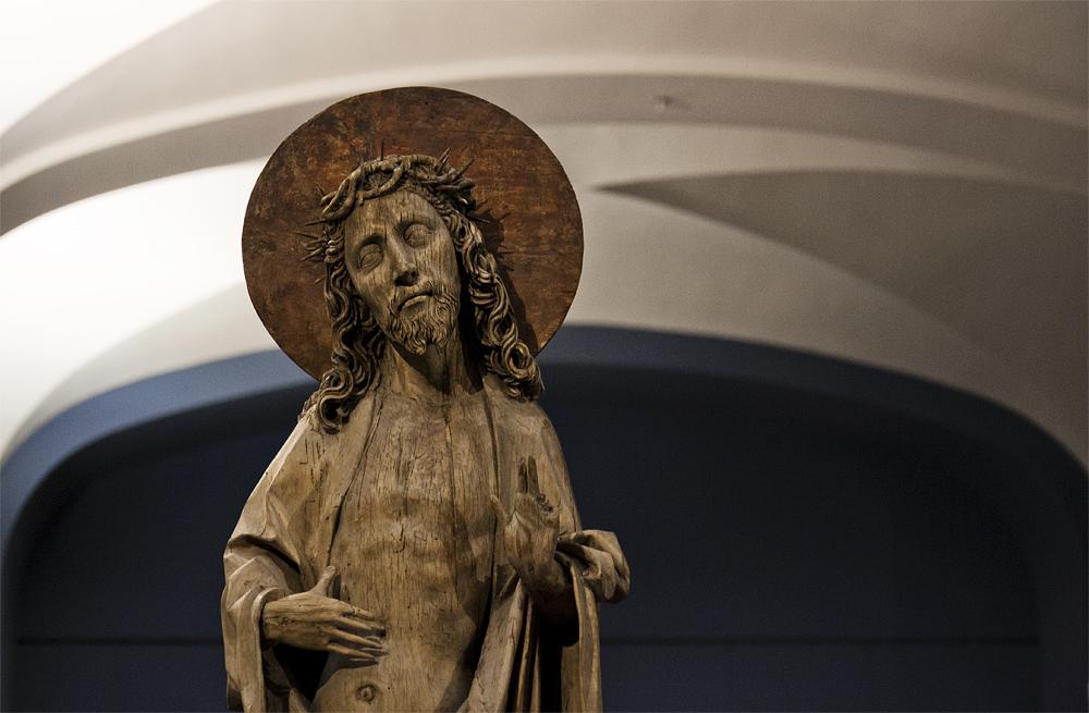 Bodemuseum, Berlin, Erasmus Grasser, Christus als Schmerzensmann