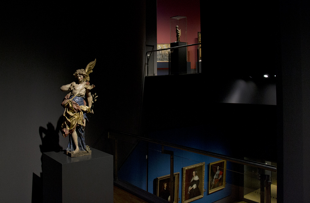 Hessisches Landesmuseum Darmstadt, Österreich, Engel