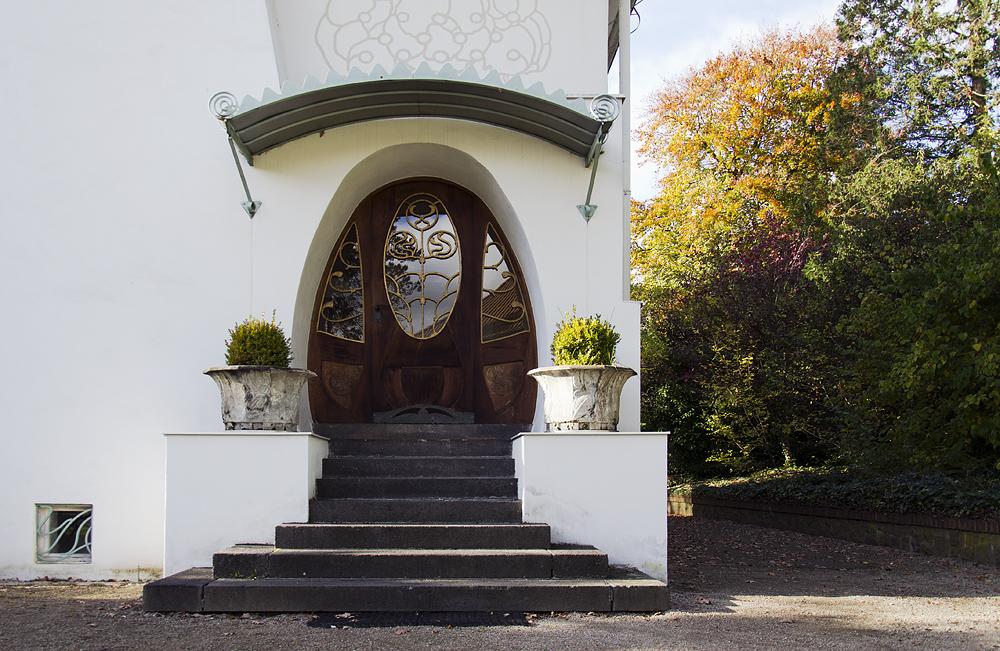Mathildenhöhe, Künstlerkolonie Darmstadt, Haus Glückert