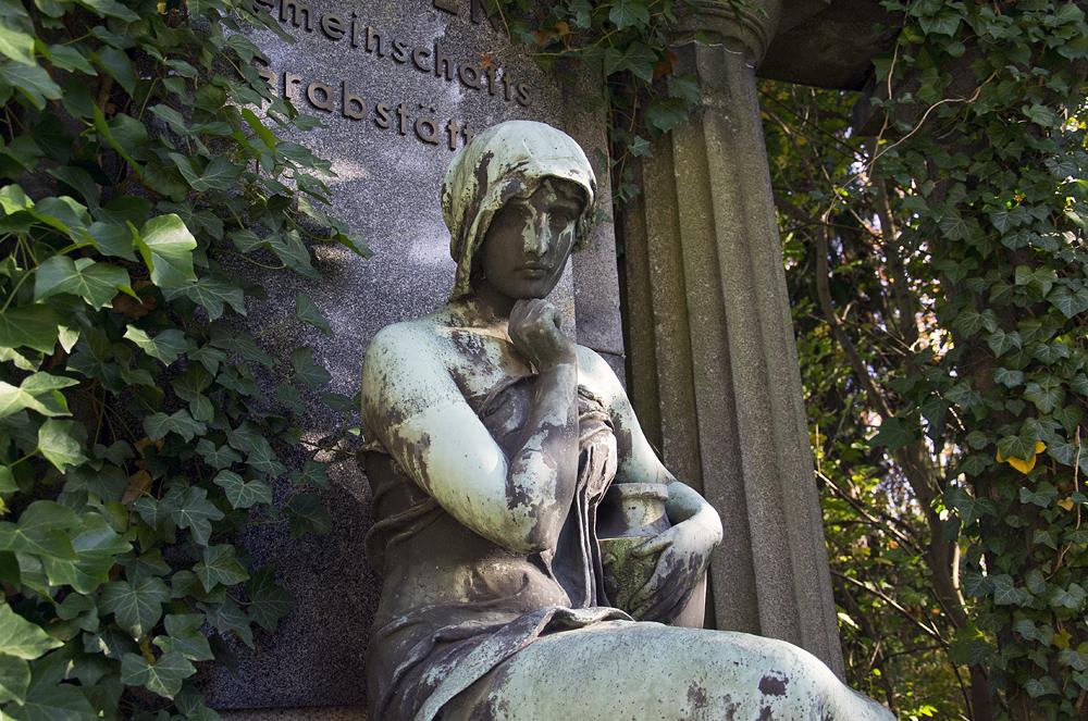 Friedhof Berlin Wilmersdorf,
