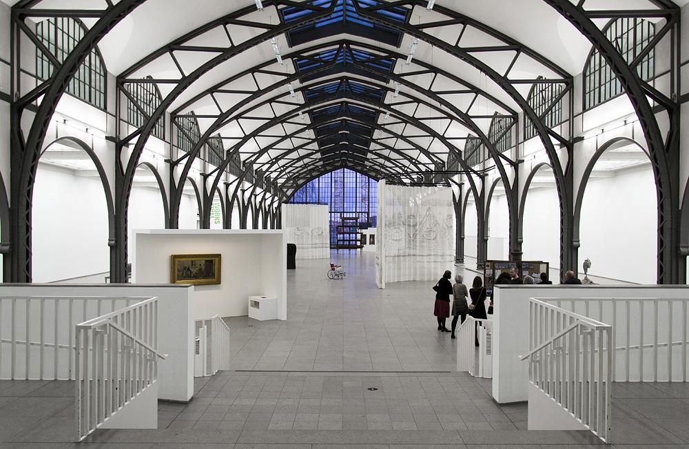 Hamburger Bahnhof, Berlin, Ausstellung Mariana Castillo Deball