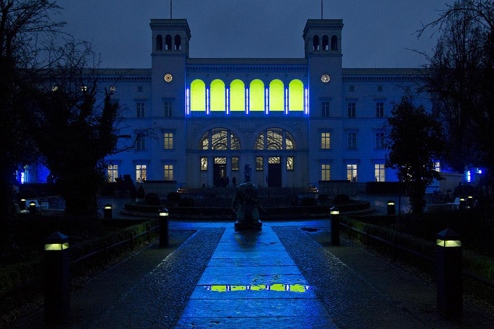 Hamburger Bahnhof, Berlin, Kriegerdenkmal für die gefallenen Eisenbahner des Ersten Weltkriegs
