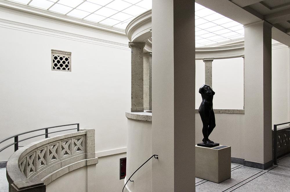 Hessisches Landesmuseum Darmstadt, Aristide Maillol, Torso einer weiblichen Figur