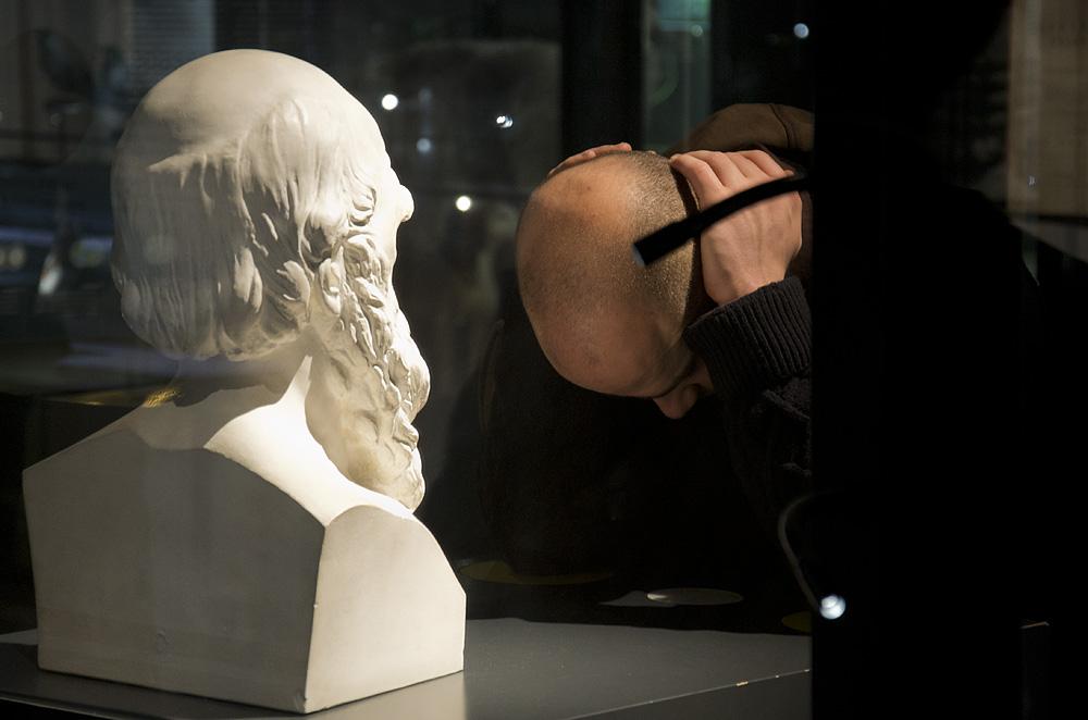 Museum für Naturkunde Berlin, Charles Darwin