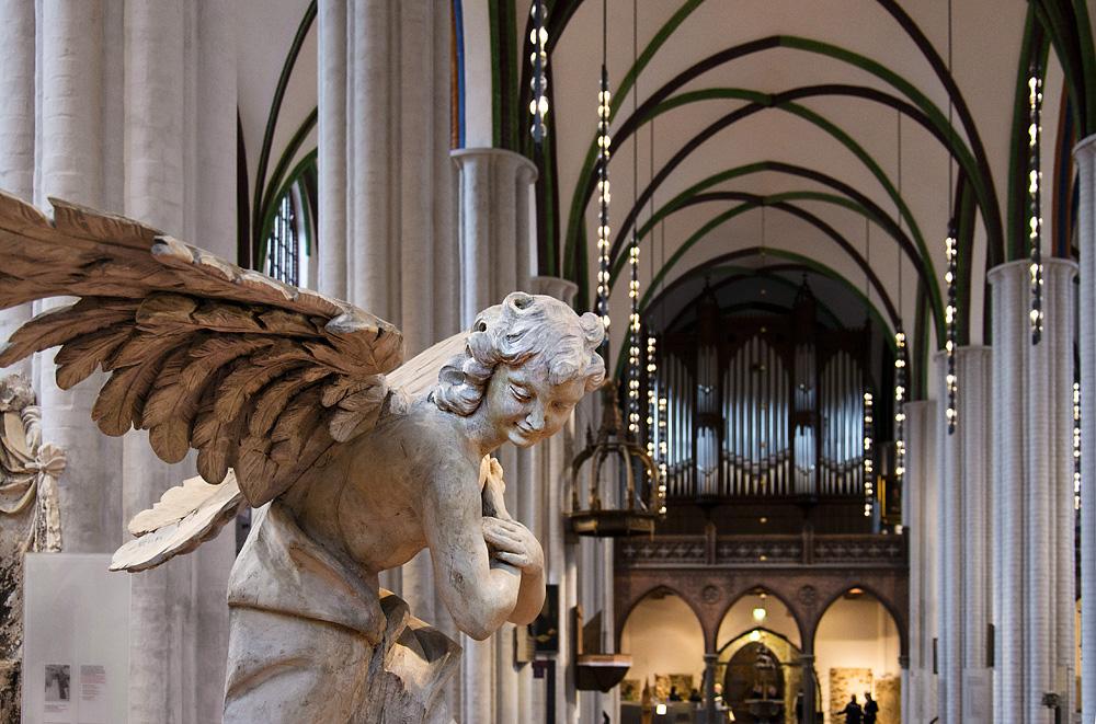 Nikolaikirche Berlin, zweiter Cherub