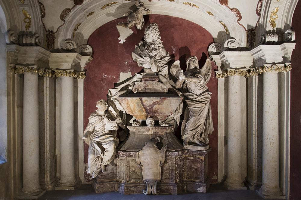 Nikolaikirche Berlin, Andreas Glume, Grabmal Kraut