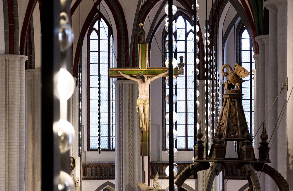 Nikolaikirche Berlin, Kruzifix