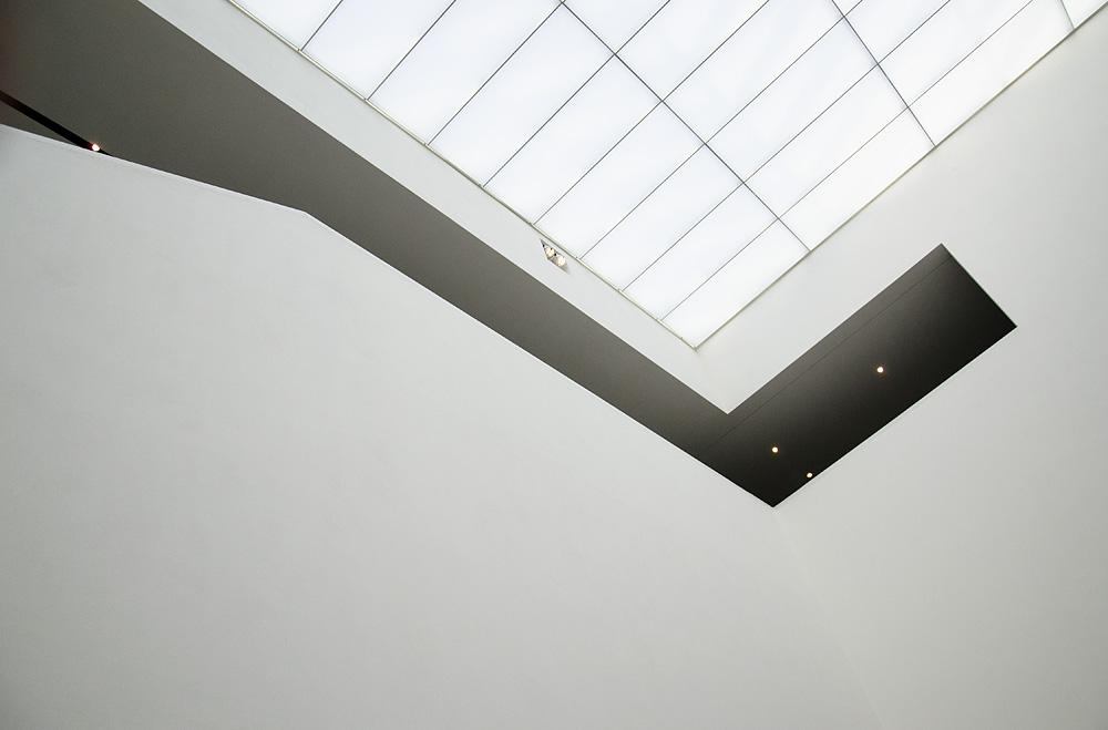 Münster, LWL-Landesmuseum für Kunst und Kultur, Neubau, Foyer