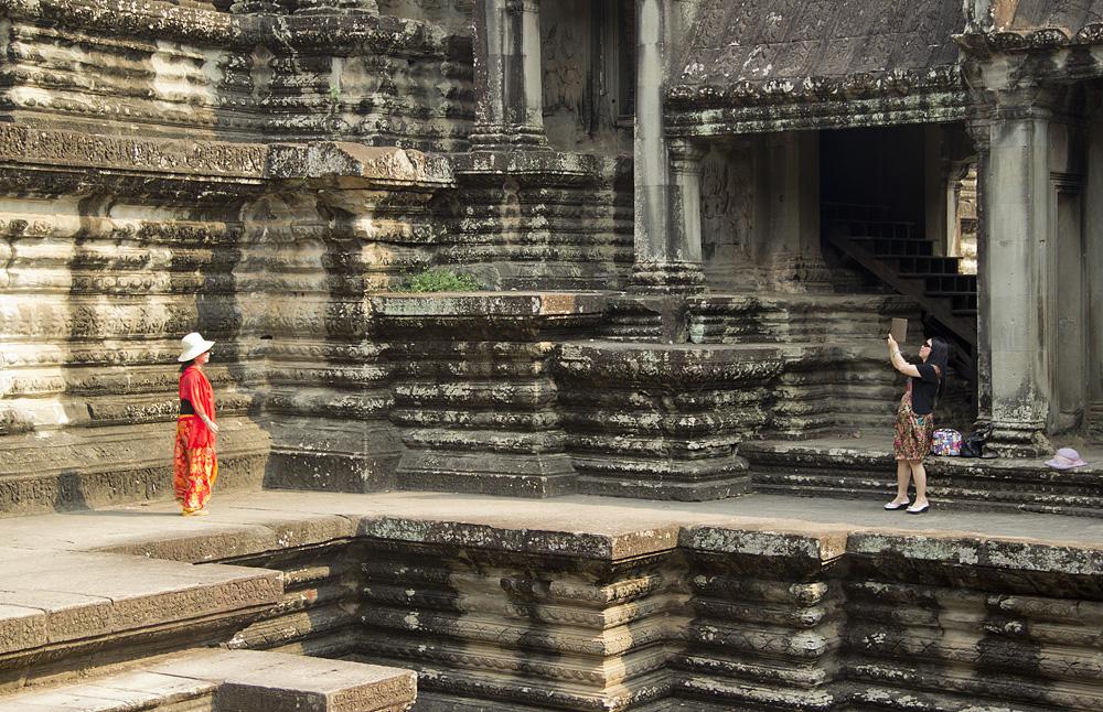 Angkor Wat, Kreuzgalerie