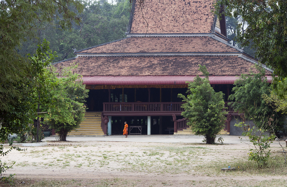 Angkor Wat, Kloster
