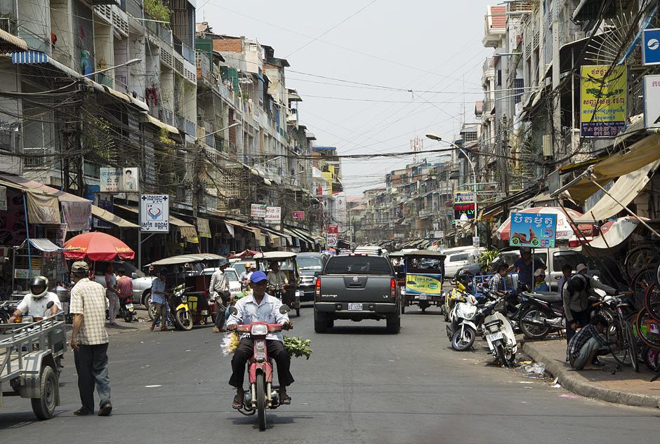 Phnom Penh, Monivong Blvd.