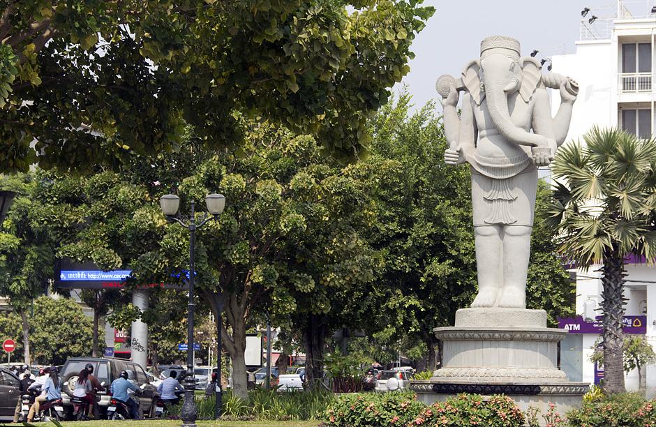 Phnom Penh, Ganesha