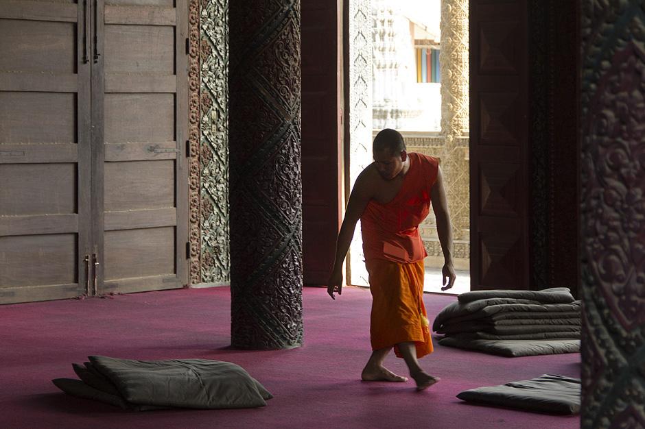 Phnom Penh, Wat Moha Montrei