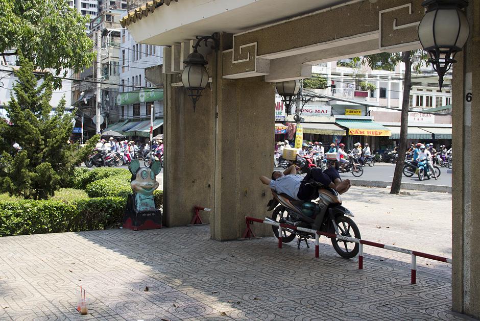Saigon, Cholon, Chinatown, Công viên Cửu Long