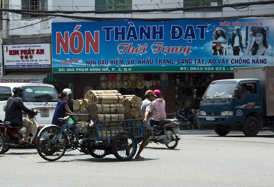 Saigon, Cholon, Chinatown,