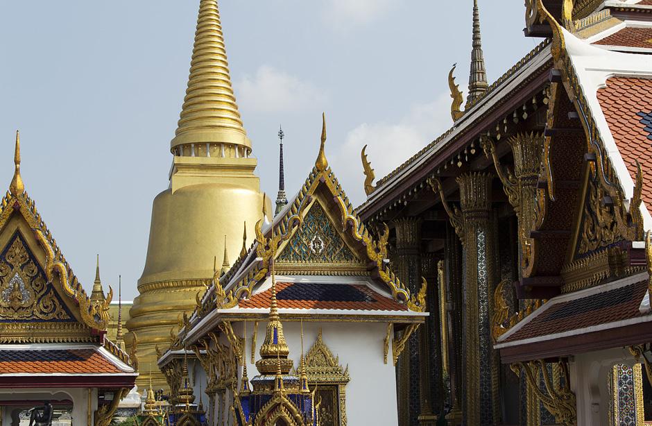 Bangkok, Wat Phra Keo,