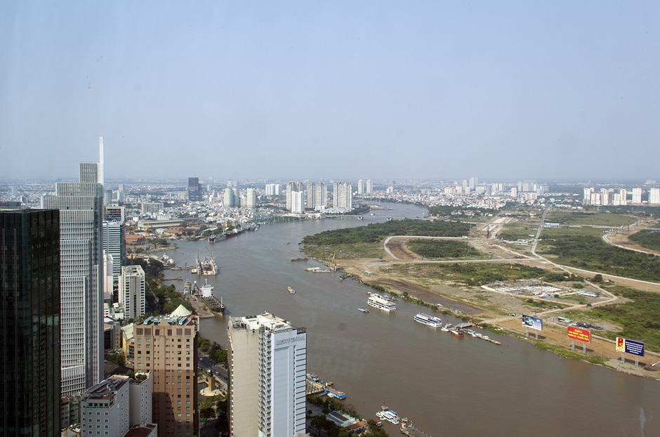 Ho Chi Minh City, District 1,